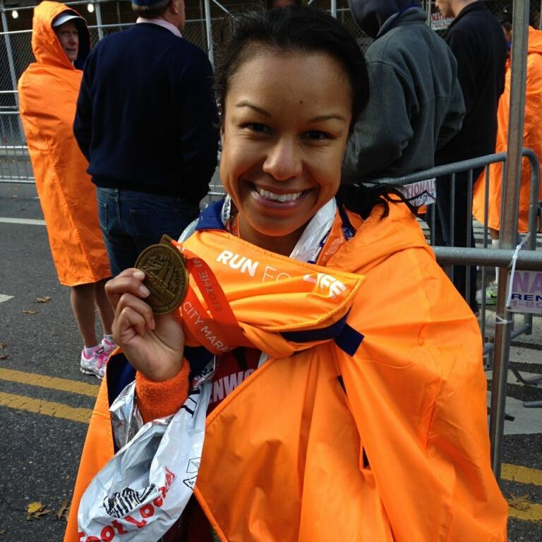 The Highs And Lows Of Running The ING NYC Marathon of 2013