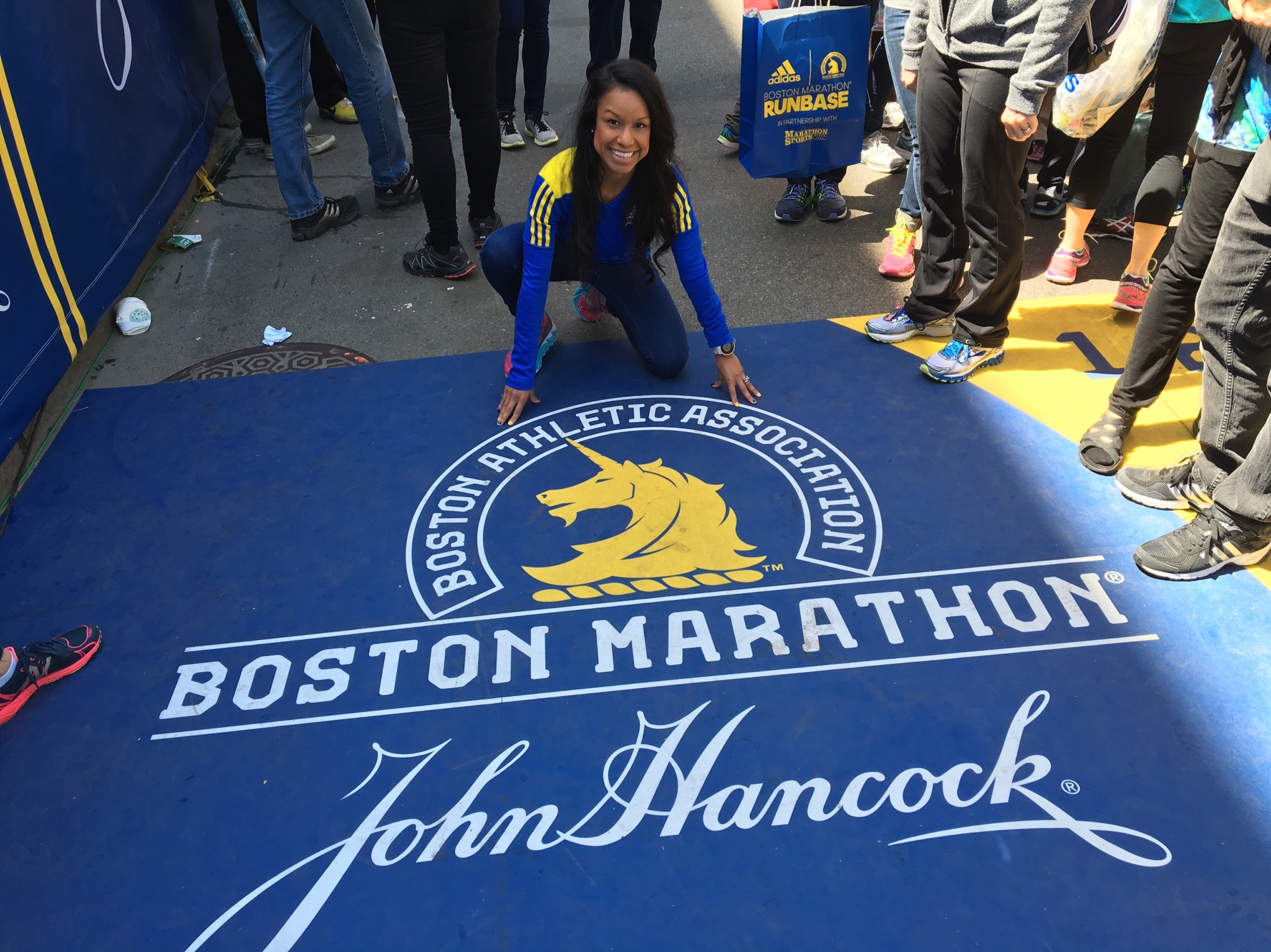 My Epic Journey To Becoming a Boston Marathoner